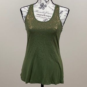 Old Navy Tank Green Size XSmall